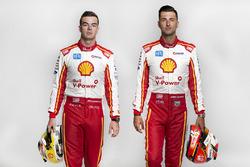 Scott McLaughlin and Fabian Coulthard, Team Penske Ford
