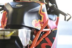 Red Bull KTM Ajo Moto2 bike