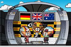El GP de España 2017 de F1 según Los MiniDrivers