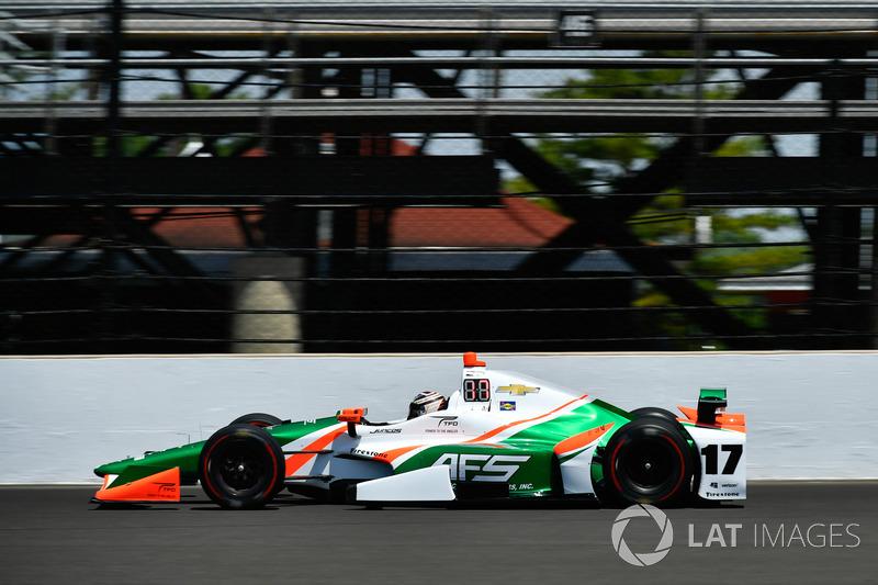 15. Sebastian Saavedra, Juncos Racing, Chevrolet