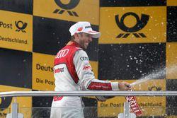 Podio: René Rast, Audi Sport Team Rosberg, Audi RS 5 DTM