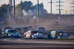 Emanuel Moriatis, Martinez Competicion Ford, Sergio Alaux, Donto Racing Chevrolet, Martin Ponte, UR