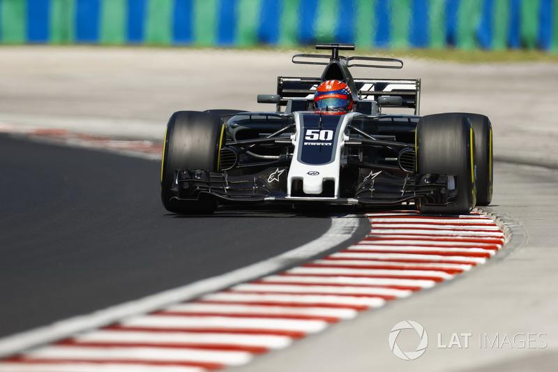 Santino Ferrucci, Haas F1 Team VF-17