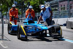 La monoposto di Sébastien Buemi, Renault e.Dams