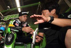 レオン・ハスラム(Kawasaki Team GREEN)