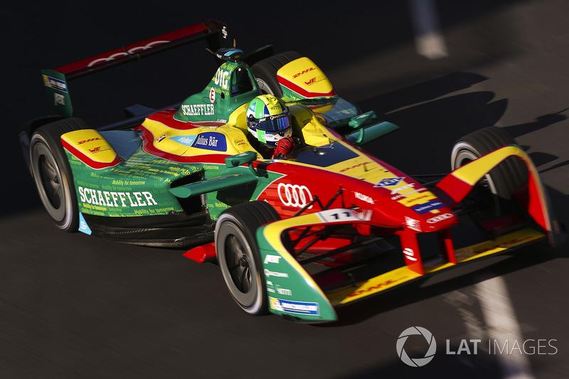 2016/2017 - Fórmula E - Campeão mundial (Audi Abt)