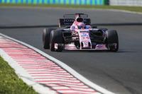 Микита Мазепін, Sahara Force India F1 VJM10