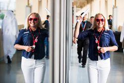 Svetlana Strelnikova - Teamchef, RUSSIAN TIME
