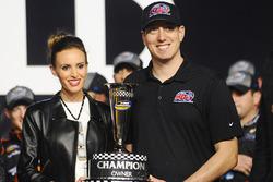 Truck-Owners-Champions 2016: Samantha Busch und Kyle Busch, Kyle Busch Motorsports