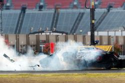 Juha Rintanen crash