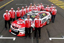 Craig Lowndes, Steven Richards, Triple Eight Race Engineering