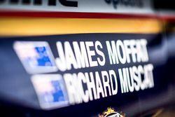 James Moffat, Garry Rogers Motorsport, Richard Muscat, Garry Rogers Motorsport