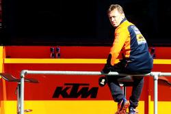 Mike Leitner, KTM