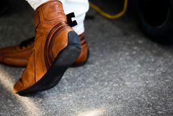 Austin Cindric, Brad Keselowski Racing Ford botas de carrera