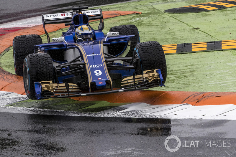 11: Marcus Ericsson, Sauber C36