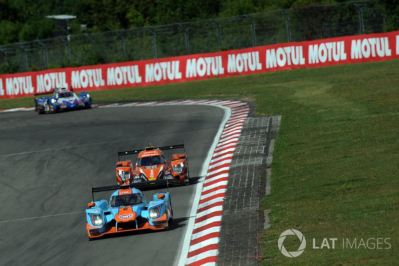 №34 Tockwith Motorsports Ligier JSP 217: Найджел Мур, Филип Хэнсон