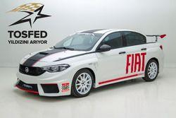 Fiat Egea TC, TOSFED yıldızını arıyor