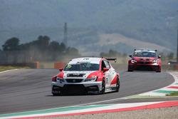 Daniele Cappellari, Seat Leon Racer-TCR