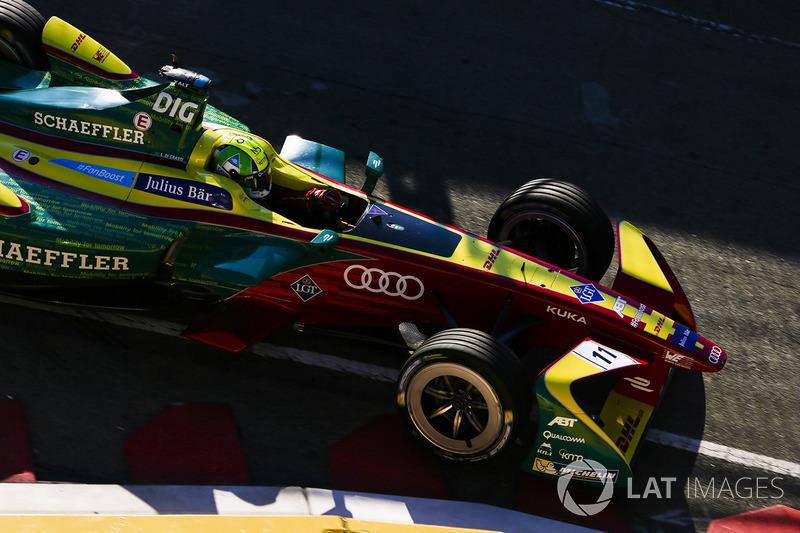 Punkte (Fahrer): Lucas di Grassi (663)