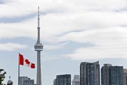 CN Tower scenic