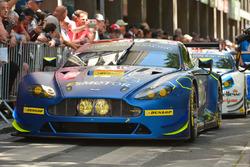 #90 TF Sport Aston Martin Vantage GTE: Саліх Йолук, Еуан Ханки, Роб Белл