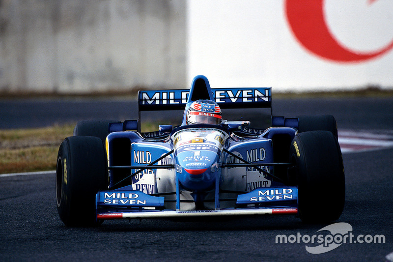 #10 GP du Japon 1995 (Benetton B195)