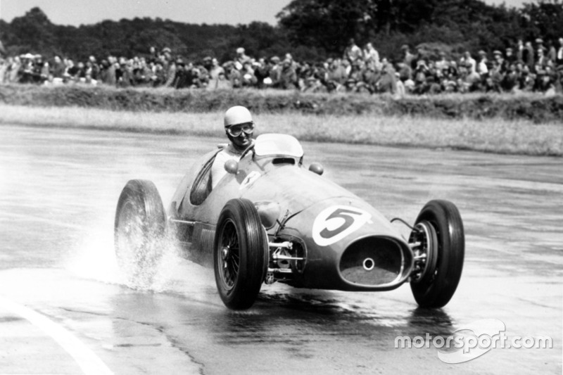 Alberto Ascari - 13 victorias con Ferrari