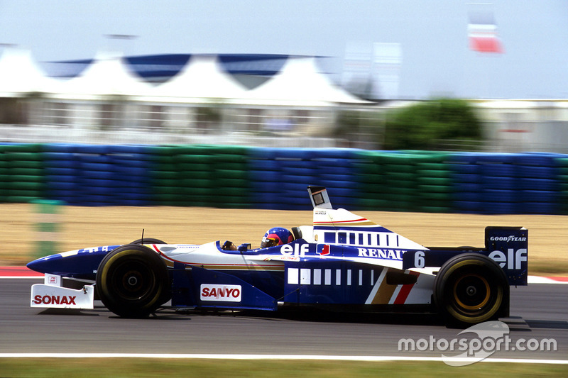 1996: Jacques Villeneuve, Williams FW18 Renault