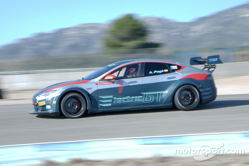 Test Electric GT