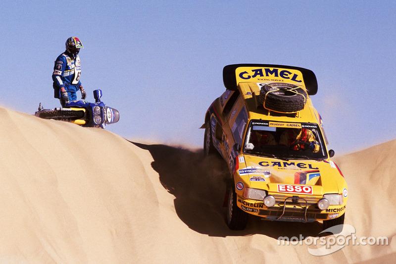 #206 Peugeot : Alain Ambrosino, Alain Baumgartner (1990)