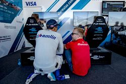 Formula E sürücüleri arasında eSports yarışması