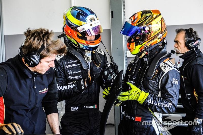 Edoardo Liberati e Kang Ling, Raton Racing