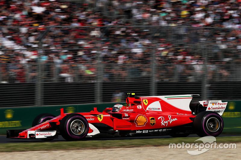 Kimi Räikkönen, 4º