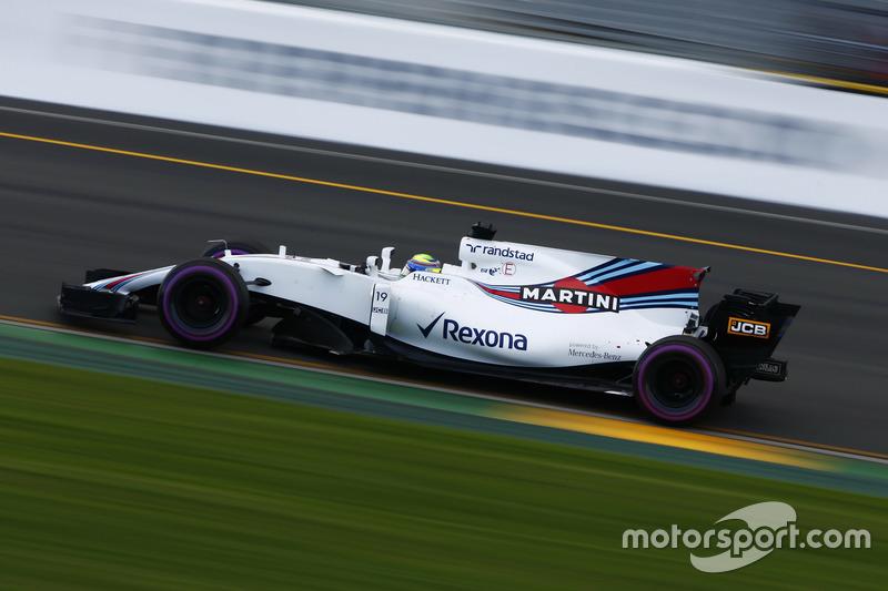 7. Фелипе Масса, Williams FW40