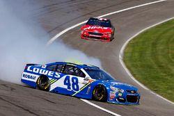Dreher: Jimmie Johnson, Hendrick Motorsports, Chevrolet
