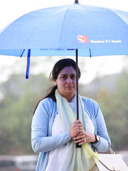 Monisha Kaltenborn, Team Principal and CEO, Sauber