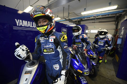 Participants of the Yamaha VR46 Master Camp