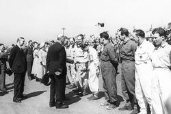 1. Rennen der Formel-1-Weltmeisterschaft: GP Großbritannien 1950 in Silverstone