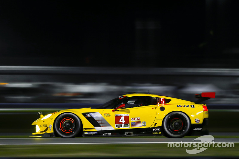 9. GTLM: #4 Corvette Racing, Chevrolet Corvette C7.R