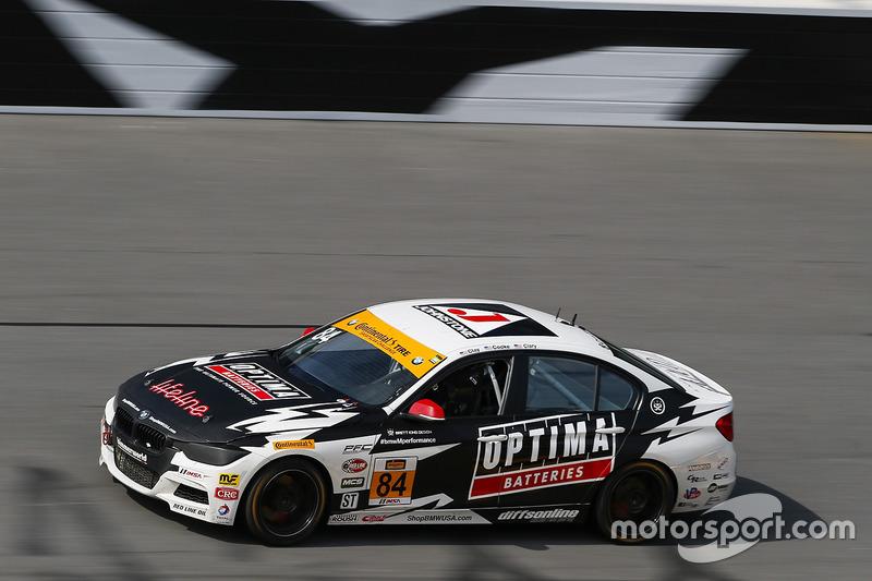 #84 BimmerWorld Racing, BMW 328i: James Clay, Tyler Cooke, Tyler Clary