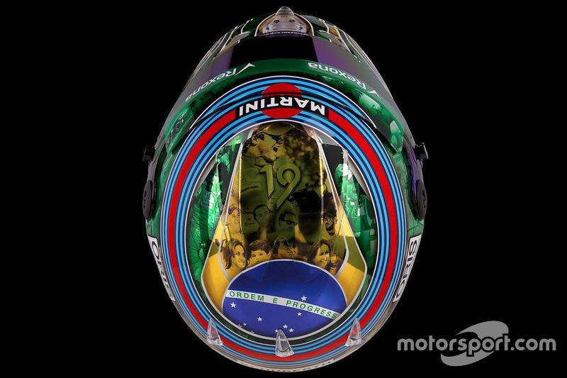 Brésil 2016 - Felipe Massa, Williams