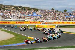 Hiroki Ono, Honda Team Asia, Honda leads