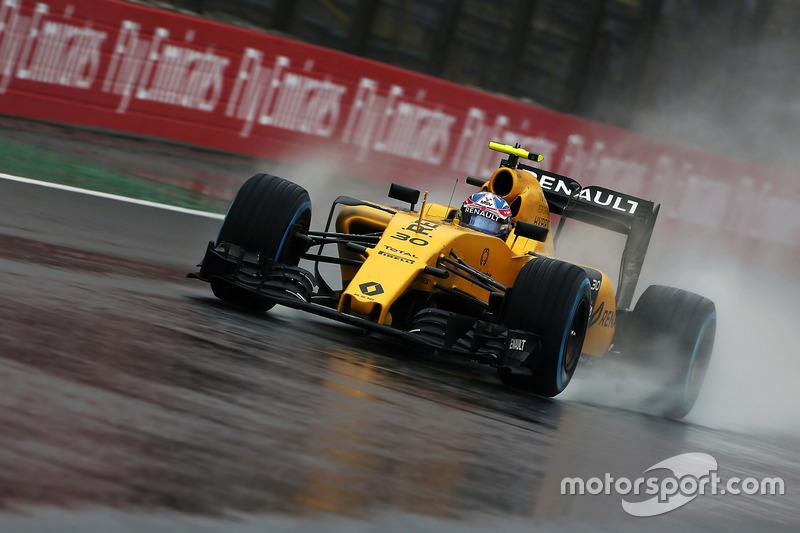 Abandon - Jolyon Palmer (Renault)