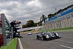 Ligier JSP, Giorgio Mondini, Andrea Dromedari e Davide Uboldi