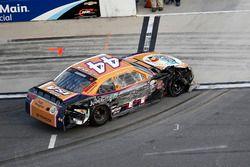 Benny Gordon, TriStar Motorsports Toyota después del accidente