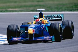 Johnny Herbert, Sauber C17 Petronas