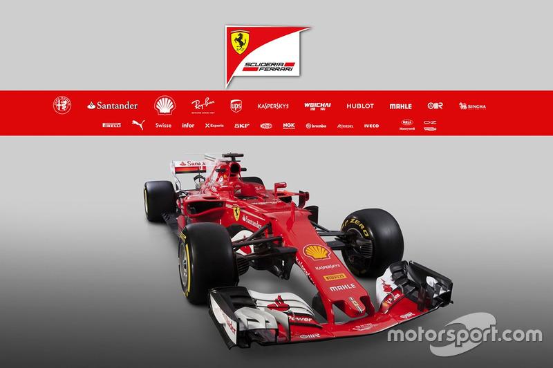 La Ferrari SF70H
