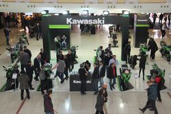 Kawasaki standı