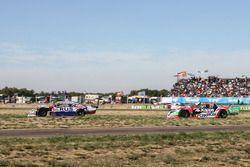 Martin Serrano, Coiro Dole Racing Chevrolet, Juan Martin Bruno, UR Racing Dodge