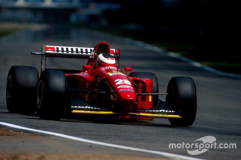 1994 Gerhard Berger, Ferrari